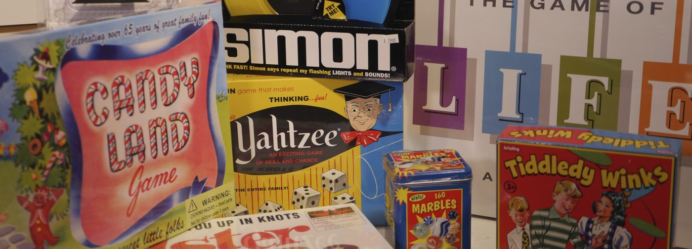 classic board games etc
